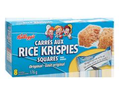 Image du produit Kellogg's - Carrés aux Rice Krispies Original barres de céréales, 176 g