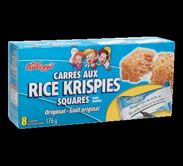Carrés aux Rice Krispies Original barres de céréales, 176 g