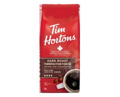 Image du produit Tim Hortons - Café mouture fine en sac, 300 g, torréfaction foncée