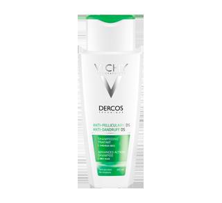 Dercos shampooing anti-pelliculaire pour cheveux normaux à secs, 200 ml