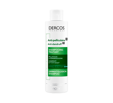 Dercos shampooing anti-pelliculaire, 200 ml