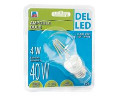 Image du produit PJC - Ampoule del 4W, blanc doux