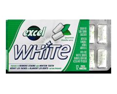 Image du produit Excel - Excel White menthe verte, 12 morceaux