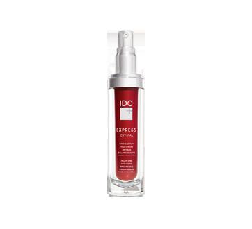 Express Crystal crème-sérum tout-en-un anti-âge éclaircissante, 30 ml