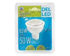 Image du produit PJC - Ampoule del 6.5/50W, blanc doux