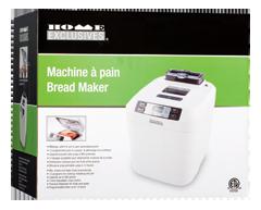 Image du produit Home Exclusives - Machine à pain