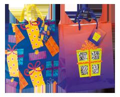 Image du produit MillBrook - Sacs-cadeaux - Fête