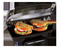 Image du produit Home Exclusives - Grill pour panini et cuisine santé