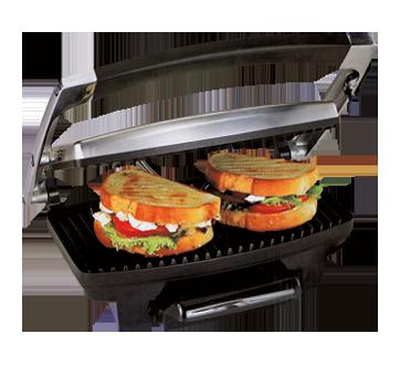 Grill pour panini et cuisine santé