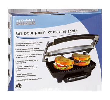 Image 2 du produit Home Exclusives - Grill pour panini et cuisine santé