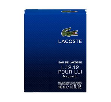 68132f6991 Image 1 du produit Lacoste - Eau de Lacoste L.12.12 Magnetic eau de toilette