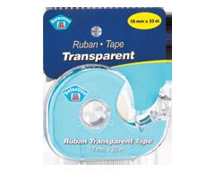 Image du produit PJC - Ruban transparent, 1 unité