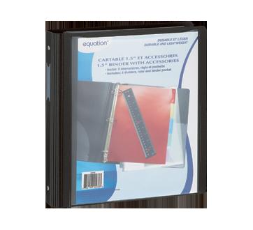 Image 2 du produit Equation - Cartable et accessoires, 1,5 pouce