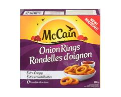 Image du produit McCain - Rondelles d'oignon, 8 x 397 g