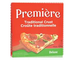 Image du produit Dr. Oetker - Première Pizza à croûte traditionnelle, 424 g, deluxe