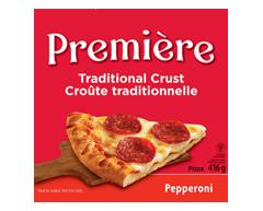 Image du produit Dr. Oetker - Première Pizza à croûte traditionnelle, 416 g, pepperoni
