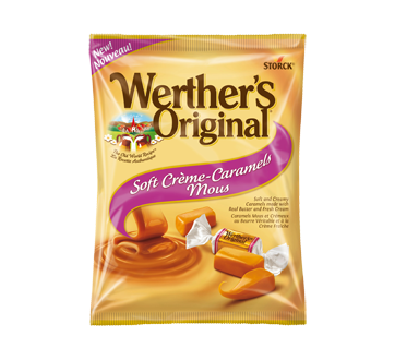 Caramel mou, 128 g