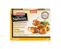 Image du produit Schneiders - Country Naturals ailes de poulet, 750 g, miel et ail