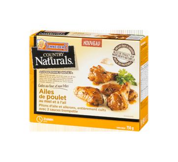 Image 3 du produit Schneiders - Country Naturals ailes de poulet, 750 g, miel et ail