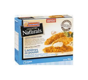 Image 2 du produit Schneiders - Country Naturals lanières de poulet, 750 g