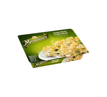 Image 2 du produit Michelina's - Lasagne Alfredo, 255 g