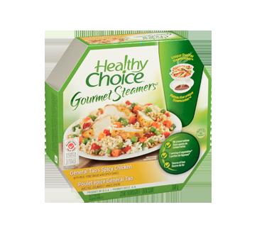 Image 2 du produit Healthy Choice - Gourmet Steamers poulet épicé Général Tao, 306 g