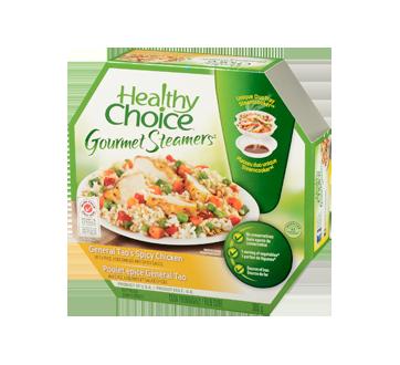 Image 3 du produit Healthy Choice - Gourmet Steamers poulet épicé Général Tao, 306 g