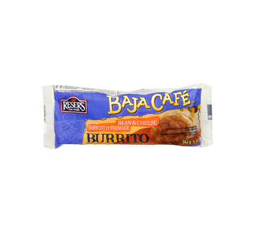 Burrito haricot & fromage, 142 g