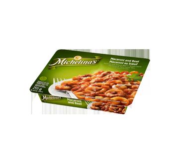 Image 3 du produit Michelina's - Macaroni au boeuf, 255 g
