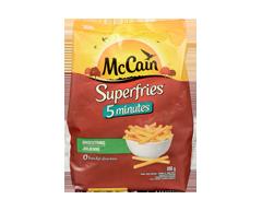 Image du produit McCain - Premium 5 minutes Superfries, 12 x 650 g