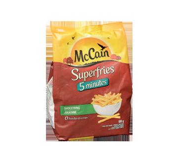 Image 2 du produit McCain - Premium 5 minutes Superfries, 12 x 650 g