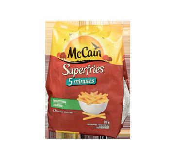 Image 3 du produit McCain - Premium 5 minutes Superfries, 12 x 650 g