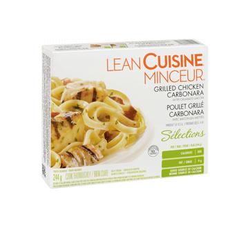 Image 2 du produit Cuisine Minceur - Poulet carbonara, 244 g