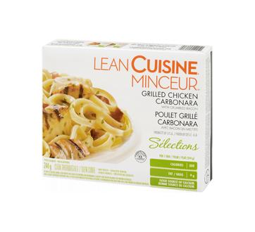 Image 3 du produit Cuisine Minceur - Poulet carbonara, 244 g