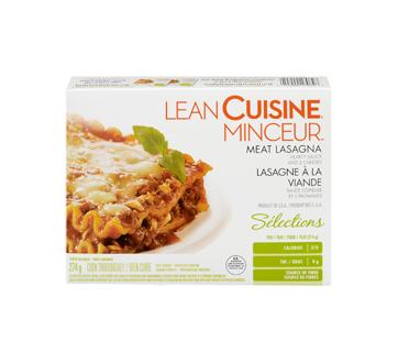 Lasagne à la viande, 274 g