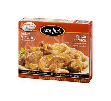 Image 3 du produit Stouffer's - Dinde et farce, 248 g