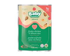 Image du produit Baby Gourmet - Nourriture biologique pour bébé, 128 ml