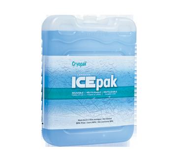 Ice-pak, 1 unité, moyen