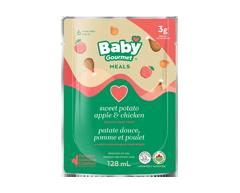 Image du produit Baby Gourmet - Patate douce, pomme et poulet, 128 ml