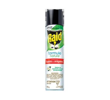 Formule Nature insecticide contre les fourmis et les araignées, 350 g