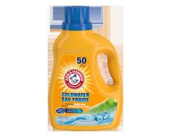 Image du produit Arm & Hammer - Détergent à lessive liquide, 2,21 L, Parfum frais