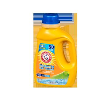 Image 3 du produit Arm & Hammer - Détergent à lessive liquide, 2,21 L, parfum frais