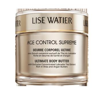 Age control supreme beurre corporel ultime 200 ml lise for Beurre en special cette semaine