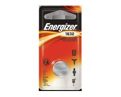 Image du produit Energizer - Piles spécialisées, 1 pile, ECR1632BP