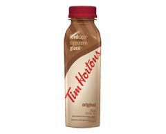 Image du produit Tim Hortons - Cappuccino glacé , 300 ml, original