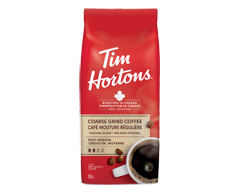 Image du produit Tim Hortons - Café mouture fine en sac, 300 g, original