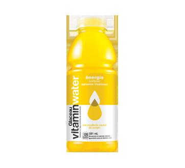 Boisson à l'eau enrichie de nutriments, 591 ml, tropicaux