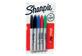 Vignette du produit Sharpie - Marqueurs permanents, 5 unités