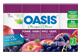 Vignette du produit Oasis - Jus de fruits, 8 x 200 ml, pomme-raisin