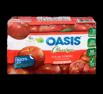 Image 2 du produit Oasis - Jus de pomme de concentré, 8 x 200 ml